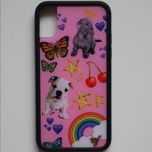 Wildflower case (iPhone X)